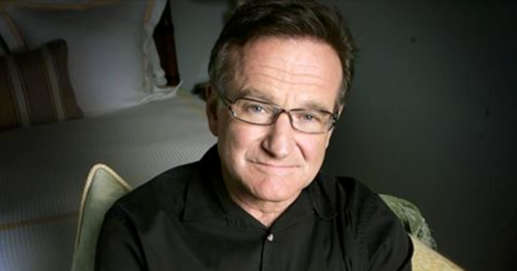Robin Williams Depression